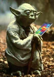 Yoda phone