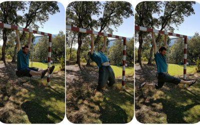 Omform dine skuldre ved at hænge – en simpel og permanent løsning på dine skuldersmerter