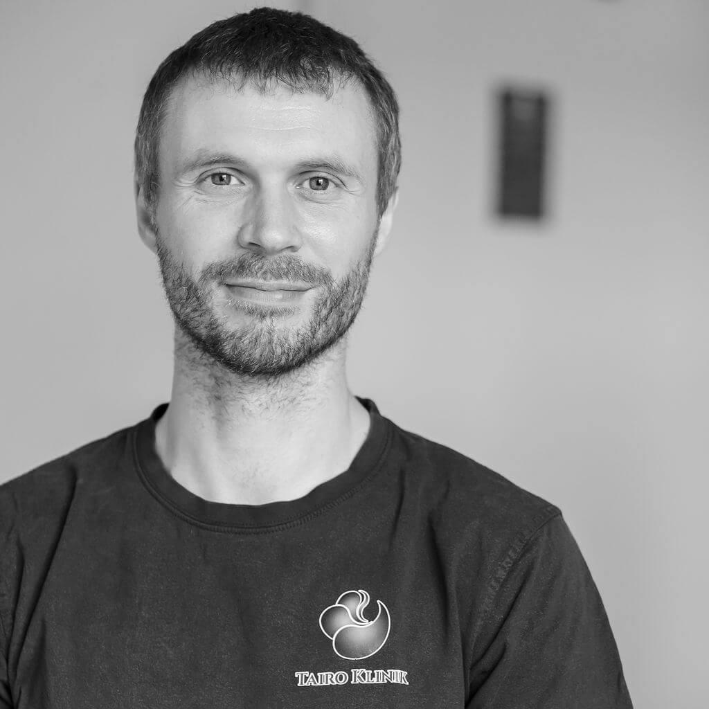 Kasper Andersen Tairo Kliniik